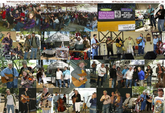 EF 2011 collage #2-Will McLean Music Fes-2011-40x58