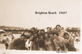 Brighton Beach, 1943 Bill Marder